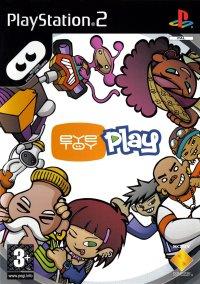 Обложка EyeToy: Play