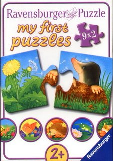 My first puzzles