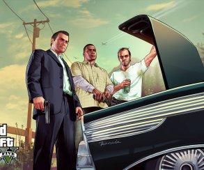 Grand Theft Auto V доступна для предзагрузки в PSN