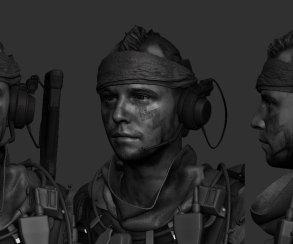 Анонимный источник обнародовал 170 изображений Doom 4