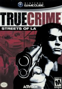 Обложка True Crimes: Streets of LA