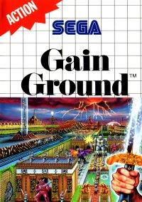 Обложка Gain Ground