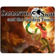 Обложка Samantha Swift and the Golden Touch