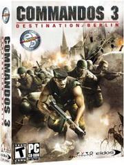 Обложка Commandos 3: Destination Berlin
