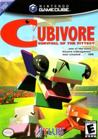 Обложка Cubivore: Survival of the Fittest