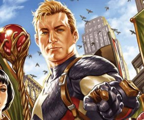 Как Капитан Америка-лидер Гидры смог поднять молот Тора?