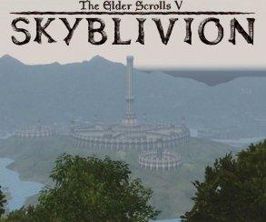 Разработчики Skyblivion показали знакомые места илица в новом свете