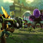 Скриншот Ratchet & Clank: Full Frontal Assault – Изображение 9
