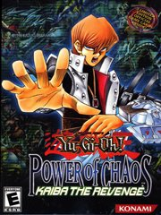 Обложка Yu-Gi-Oh! Power of Chaos: Kaiba the Revenge