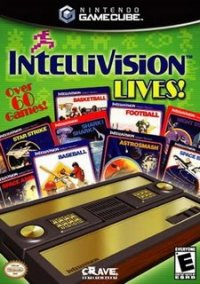 Обложка Intellivision Lives!