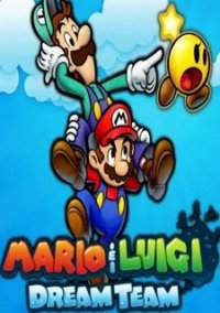 Обложка Mario & Luigi: Dream Team
