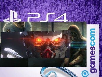 GAMESCOM 2013: Итоги Sony. Часть 1