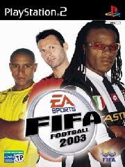 Обложка FIFA 2003