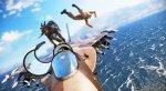 Оперативник пролетает над полем сирени на кадрах Just Cause 3 - Изображение 3