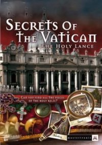 Обложка Secrets of the Vatican