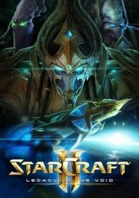Обложка StarCraft 2: Legacy of the Void