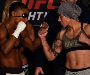 Косплей дня: Street Fighter в реальном UFC
