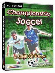 Обложка Andreas Osswald's Championship Soccer 2004-2005 Edition