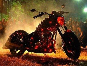 Гифка дня: мстительный мотоцикл в Battlefield 1