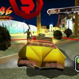Скриншот Crazy Taxi 3: High Roller