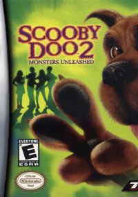 Обложка Scooby-Doo 2: Monsters Unleashed