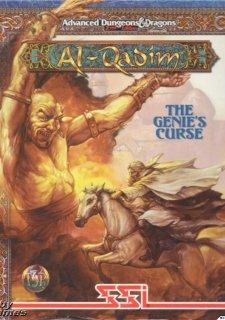 AD&D Al Qadim The Genies Curse