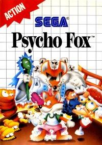 Обложка Psycho Fox