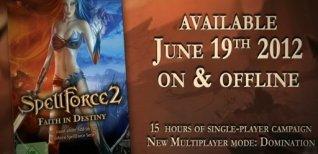SpellForce 2: Faith in Destiny. Видео #2