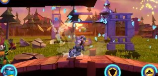 Angry Birds Transformers. Видео #2