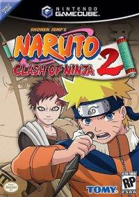 Обложка Naruto: Clash of Ninja 2