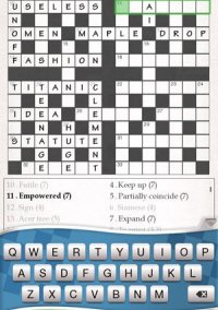 Обложка Crosswords DeLuxe
