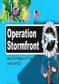 Обложка Operation Stormfront