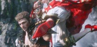 Final Fantasy 14: Stormblood. Кинематографический трейлер