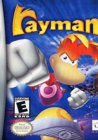 Обложка Rayman 3