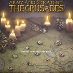 Скриншот Army and Strategy: The Crusades – Изображение 1