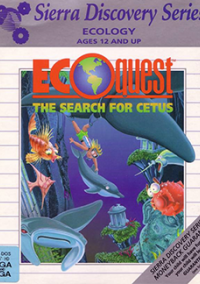 Обложка EcoQuest: The Search for Cetus