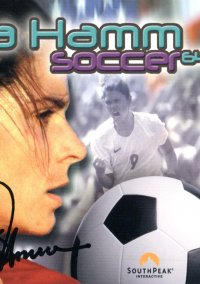 Обложка Mia Hamm Soccer 64