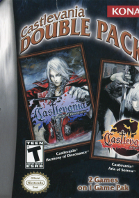 Обложка Castlevania Double Pack