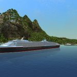 Скриншот Ship Simulator Extremes: Ocean Cruise Ship – Изображение 7