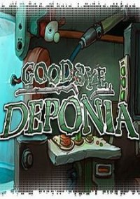 Обложка Goodbye Deponia