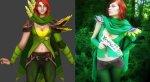 Самые смешные фанатские костюмы по игре DotA 2 - Изображение 24