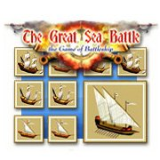 Обложка The Great Sea Battle: The Game of Battleship