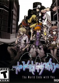 Обложка The World Ends with You