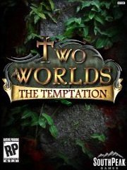 Обложка Two Worlds: The Temptation