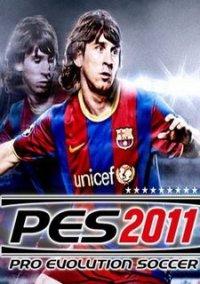 Обложка Pro Evolution Soccer 2011