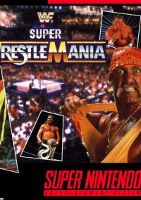 Обложка WWF Super WrestleMania