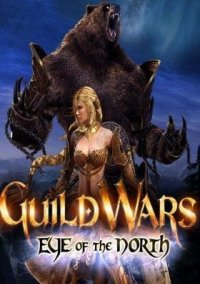 Обложка Guild Wars: Eye of the North