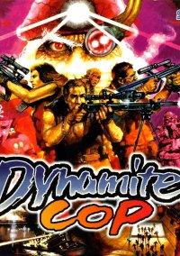 Обложка Dynamite Cop