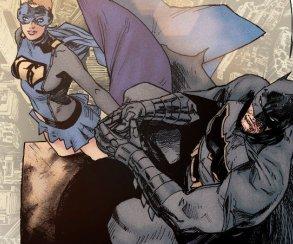 Бэтмен столкнулся со своим главным врагом— экзистенциальным кризисом
