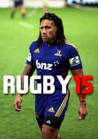 Rugby 15 – фото обложки игры